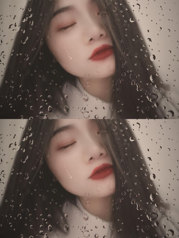 人隔千里难相依,寂寞相伴心孤零;想你,今夜许我梦里与你相依